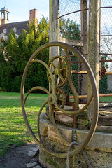 01550 Site de Port-Royal des Champs (Oeil de verre) Tags: france 78yvelines magnyleshameaux portroyaldeschamps puitsdepascal
