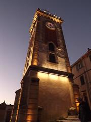 Aubagne: la Tour de l'Horloge (Vincentello) Tags: aubagne tower tour horloge