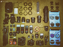 Knolling Around (Bright Ideas with Chan Udarbe) Tags: oppoa3s nikon nikond5000 nikond7200 niksoftware nikonian adobe lightroom creativecloud lightroomclassic knoll knolling gear canon canonae1 canon277tspeedlite sb600 su800 zomeiz699c lynca cardreader sdcards sdhc transcendusb30cardreader wasabipower eneloop enel15 enel9a blackrapid rssportv2 focus focusf1 andoer filters yongnuo yongnuoyn465 yongnuorf602 meikefc110 meike tycka tyckaraincover gorillapod tripod intervalometer sigma sigma50150mmf28apoexdcoshsm sigmaapoteleconverter2xdg sigma1750f28exdcoshsm sigma30mmf14exdchsm mbd15 sandisk soligor monopod