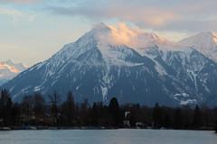 Niesen im Winter mit Schnee ( BE - 2'362 m - Seit 1910 erschlossen mit S.tandseilbahn - Berg montagne montagna mountain ) in der Niesenkette in Voralpen ( Alpen Alps ) im Berner Oberland im Kanton Bern der Schweiz (chrchr_75) Tags: albumzzz201903märz märz 2019 schweiz suisse switzerland svizzera suissa swiss chrchr chrchr75 chrigu chriguhurni chriguhurnibluemailch