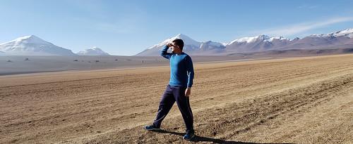 The Salvador Dalí Desert (Desierto Salvador Dalí) at 4,660m. (15,288.71 ft.), Sud de Lípez, Potosí, Bolívia.