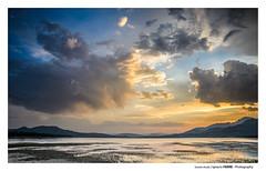 Sunset clouds (Ignacio Ferre) Tags: sunset puestadesol atardecer embalsedesantillana manzanareselreal madrid españa spain paisaje landscape naturaleza nature lago lake nubes clouds nikon ngc