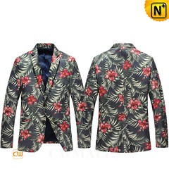 Custom Leather Jacket | CWMALLS® London Men Printed Leather Blazer CW816123 [Tailor Made] (cwmalls2018) Tags: men printed leather blazer jacket custommade fashion shopping spring