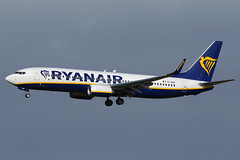 EI-GDS Ryanair Boeing 737-8AS(WL) at Edinburgh on 3 March 20199 (Zone 49 Photography) Tags: aircraft airliner airlines airport aviation plane march 2019 edi egph edinburgh turnhouse scotland fr ryr ryanair boeing 737 738 800 8as wl eigds