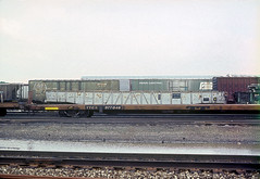 CB&Q 206661 (Chuck Zeiler 48Q) Tags: cbq 206661 burlington railroad mow gondola cicero train chuckzeiler chz