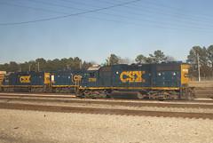 CSX 2768 (imartin92) Tags: richmond virginia csx railroad freight train yard locomotive emd gp382 gp402 6149