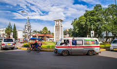 Clocktower Circle, Arusha, Tanzania