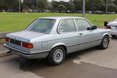 1982 BMW E21 318i (jeremyg3030) Tags: 1982 bmw e21 318i cars german 3series