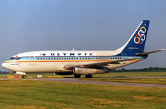 Olympic Boeing 737-200 SX-BCC (gooneybird29) Tags: flugzeug flughafen aircraft airport airplane airline muc boeing 737 olympic sxbcc