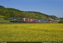 TX Logistik Br193.275 (Marco Stellini) Tags: tx logistik br193 siemens vectron maintal kbs800 intermodal ell