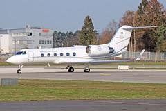 Gulfstream Aerospace G-IV - 102004 - HAJ - 02.04.2019 (Matthias Schichta) Tags: haj hannoverlangenhagen eddv flugzeugbilder planespotting 102004 swedishairforce gulfstream giv
