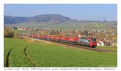 "BR 193 473 ""Luino"" - Frick (CC72080) Tags: winnerspédition vectron sbb cff ffs cargo br193 locomotive lokomotive locomotiva zug güterzug train treno marchandise lkw frick merci"