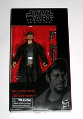 star wars the black series #57 dj canto bight 6 inch figure red packaging the last jedi basic action figures 2017 hasbro misb 1a (tjparkside) Tags: dj canto bight star wars black series 6 inch figure red 57 packaging last jedi basic action figures 2018 2017 hasbro blaster pistol weapon weapons finn rose imperial rebel casino codebreaker codebreaking skills misb