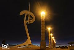 Posta Calatrava 4 (Ricard de Jódar 62) Tags: 2019 posta gener montjuich