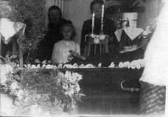 1935_poland_teofila_front (mollydemeter) Tags: 1935 sokolka poland jarocka bizuik family