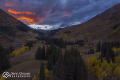 Look Behind You (Jenn Grover) Tags: 2018 aspens colorado crestedbutte djimavic2pro drone uas uav aerial autumn fallfoliage landscape leaves photography quadcopter
