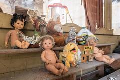 Mauro Amoroso © (Mauro_Amoroso) Tags: urbex mauroamorosoadventures abandoned decay puppet theatre urbexitalia dusty dustysecrets show nikon nikonitalia nital nikkor adventures