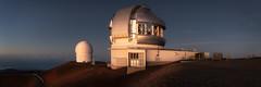Mauna Kea Twilight (Jake_Rogers) Tags: jakerogersphotography jakerogers twilight sunset panorama canadafrancehawaiitelescope geminiobservatory telescope observatory maunakea bigisland hawaii