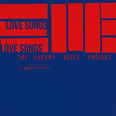 Love songs. (the cherry blues project) Tags: thecherrybluesproject lovesongs jazz diseñodeportada ocioso blues project