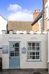Rear entrance to The Cross Keys (Adnams) Tags: thecrosskeysaldeburgh crosskeys aldeburgh suffolk pub adnams