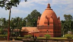 Vishnu Do (Richard Collier - Wildlife and Travel Photography) Tags: india buildings architecture vishnudo assam