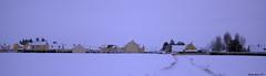 Crépuscule hivernal (Phil du Valois) Tags: péroylesgombries péroy gombries crépuscule hiver