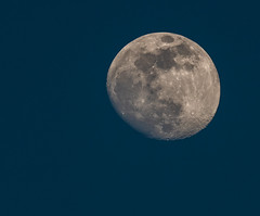 The Moon (2) (Olympus OM-D EM1 -II & Panasonic-Leica 100-400mm Vario-Elmar Telephoto Zoom)  (1 of 1) (markdbaynham) Tags: moon lunar themoon panasoniclumix panasonicleica 100400mm varioelmar olympus omd omdm43 m43 mirrorless microfourthird microfourthirds telephoto em1 em1mk2 em1ii em1mkii olympusem1 micro43 m43rd olympusmft mft