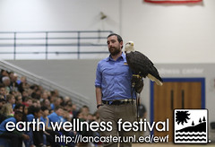 Earth Wellness Festival 2019 - The Raptors - Bald Eagle _ 02 (UNL Extension in Lancaster County) Tags: raptor raptors world bird sanctuary bald eagle