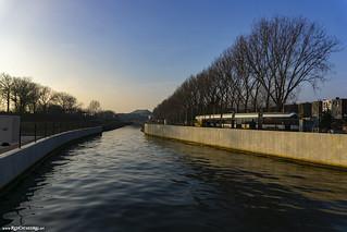River Het Schijn in Deurne-Noord