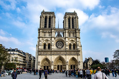 Notre Dame (BGDL) Tags: lightroomcc nikond7000 bgdl nikkor18105mm3556g urban notredame paris france photographerschoice week13 weeklytheme flickrlounge