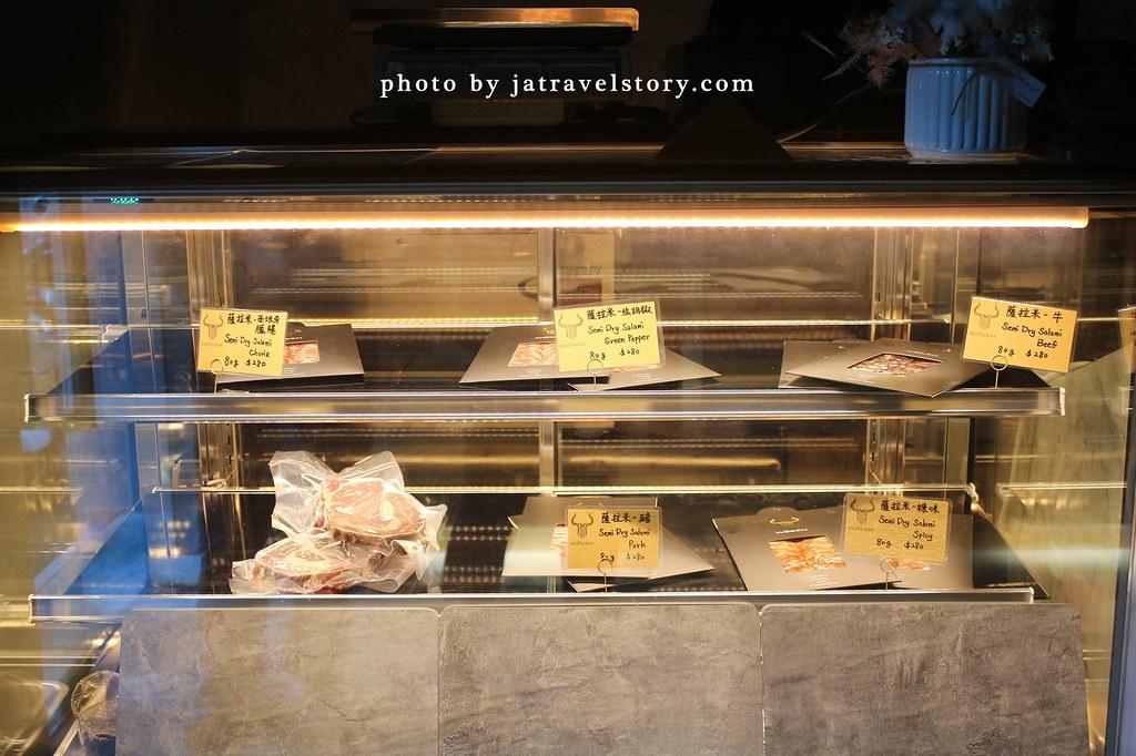 woden 肉殿 乾式熟成牛排嫩香多汁,創意開胃菜令人驚艷!【捷運市政府】信義區美食/信義區聚餐餐廳 @J&A的旅行
