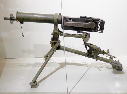 Spandau - Regional Museum - WWI machine gun