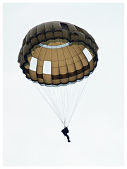 Parachute (Aerofossile2012) Tags: parachute meeting airshow laferté 2017