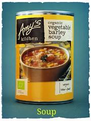 Soup (zweiblumen) Tags: soup can tin amyskitchen vegetablebarleysoup vegan canoneos50d canonspeedlite430exii polariser yongnuorf603cii canonef50mmf14usm zweiblumen
