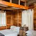 Bedroom of the Cozy Cabin in Salvador Benedicto
