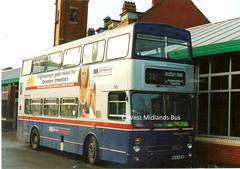 2451 (WT) NOA 451X (WMT2944) Tags: 2451 noa 451x mcw metrobus mk2 wmpte west midlands trave