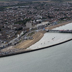 Herne Bay in Kent - aerial image thumbnail