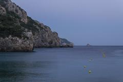 Corfu, Greece (13-7-2018) (TijmOnTour) Tags: balkan sea water adriatic island mountain sunset dusk summer
