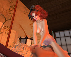 Rise and shine love ... (Harukasenada) (Our Pixel Lives in SL) Tags: altamura fullbody juliet gift bento sexy awake haruka
