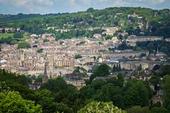 Bath, England skyline (Bob Radlinski) Tags: bath cotswoldsalbum england greatbritain priorparklandscapegarden somerset uk widcombe travel