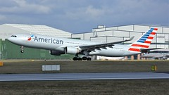 N277AY (AnDyMHoLdEn) Tags: americanairlines a330 oneworld egcc airport manchester manchesterairport 23l