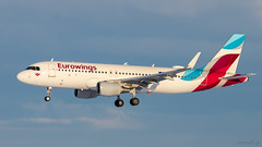 Eurowings (keriarpi) Tags: daeww eurowings airbus a320214wl a320 bud ferihegy spotter spotting spotterdomb domb jet airplane aircraft plane airline airlines cockpit sky livery grass tree forest lhbp