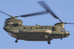 ZH901 - 1998 build Boeing-Vertol Chinook HC.5, spectacular vertical climb on departure from Barton (egcc) Tags: barton boeingvertol chinook cityairport egcb hc5 helicopter lightroom m4480 manchester n2060m raf royalairforce zh901