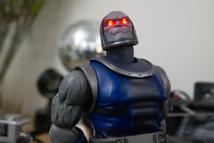 Darkseid Is (misterperturbed) Tags: dccomics darkseid jackkirby justiceleague mezco mezcoone12collective one12collective