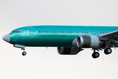 2019_03_12 Boeing 737 MAX 8 file-5 (jplphoto2) Tags: 737 737max 737max8 bfi boeing boeing737 boeing737max8 boeingfield jdlmultimedia jeremydwyerlindgren kbfi seattle aircraft airline airplane airport aviation