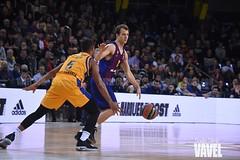DSC_0338 (VAVEL España (www.vavel.com)) Tags: fcb barcelona barça basket baloncesto canasta palau blaugrana euroliga granca amarillo azulgrana canarias culé