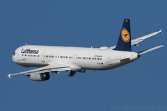 Airbus A321 Lufthansa D-AIDJ MSN 4792 (Guillaume Besnard Aviation Photography) Tags: bcn lebl barcelona barcelonaelprat barcelonaairport barcelonaaeroport barcelonaaeropuerto joseptarradellasairport canoneos canonef500f4lisusm airbusa321 lufthansa daidj msn4792 cn4792
