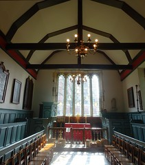 [73650] York : Merchant Adventurers' Hall Chapel - Looking East (Budby) Tags: york northyorkshire hall guild gild chapel church