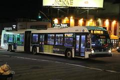 IMG_5216 (GojiMet86) Tags: mta nyc new york city bus buses 2012 lf60102 lfs lfsa 5278 subway shuttle ditmars blvd 31st street