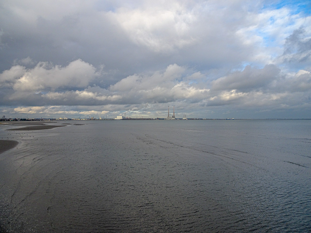 DUBLIN BAY [AS SEEN FROM BLACKROCK]-148110